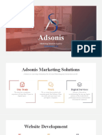 Adsonis Marketing Solutions