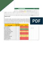 Ejercicio 3 Práctica de Excel