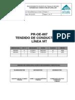 PR-OE-007-PROCEDIMIENTO DE TENDIDO DE CONDUCTOR EN LÍNEA DE MT (3)