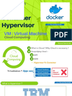 PPT Telco Cloud - 04. Introduction to Hypervisor - Container