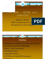 Diff Bet Wcdma and Cdma 2000