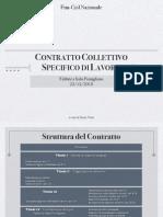 Scheda Contratto Pomigliano