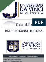 1. GUÍA DE DERECHO CONSTITUCIONAL PDF