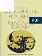 Steegmuller - Flaubert and Madame Bovary _ A Double Portrait-Houghton Mifflin Harcourt (1977)