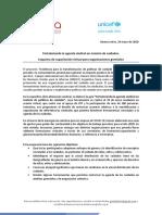 Esquema de capacitacion sindical tipo webinar Cuidados ELA&UNICEF-1
