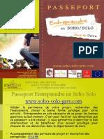 Passeport Entreprendre en Soho Solo
