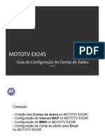 EX245 Configuracao de Conta de Dado