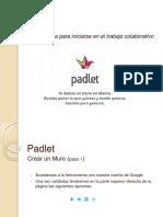 Padlet-Manual de uso
