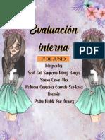 Actividad 6. EVALUACIÓN INTERNA,SUBTEMA 1.6
