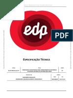 FABRICANTES CADASTRADOS PAEA FORNECIMENTO DE MATERIAIS UTILIZADOS EM REDES DE DISTRIBUIÇÃO AÉREA