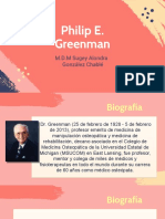 5. Philip E. Greenman