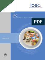 Informe del Iipec de  mayo 2020