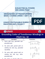 W-1-Day-5-A - Grounding of Transformers