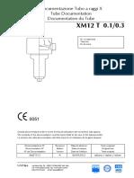 Tube Documentation - XM12T