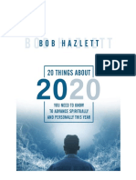 20 Things About 2020