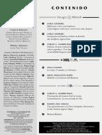 Indicios, lecturas indiciarias, estrategia indiciaria y saberes populares. Una hipótesis sobre los límites de la racionalidad burguesa moderna - Carlos A. Aguirre Rojas