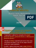 POTENCIAL ELÉCTRICO (CONCEPTOS BÁSICOS)