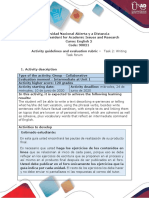 Activities guide and evaluation rubric - Unit 1 - Task 2 - Writing task forum.pdf