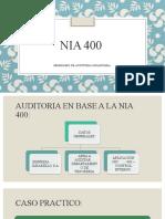 NIA 400