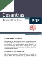 Cesantías