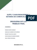SUPPLY CHAIN MANAGEMENT Y SISTEMAS DE COMERCIALIZACIO1 trabajo final