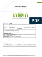 Cahier des charges (Exemple de proposition commerciale pour un site Internet vitrine)
