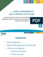 20191211-MDE- Normes et Référentiels