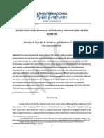 Ademola S. Tayo, Efe M. Ehioghae, and Theodore U. Dickson - Vignettes of Eschatological Hope
