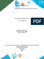 Paso 3_ construir una propuesta de entrevista con sus fases y enfoques. Blanca Sonia. Grupo 403011_41