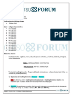 Direito Civil_Rafael Mendonça_Aula 3_ Obrigações e Contratos