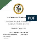 B.GUEVARA - P.GUAMANQUISHPE