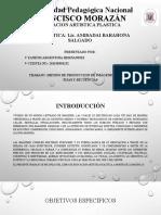 Presentacion Sobre Formas Simetricas y Asimetricas
