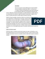 Inspección Termografía de tuberías monitoreo