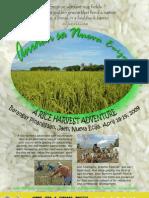 Rice Harvest Adventure-Tour