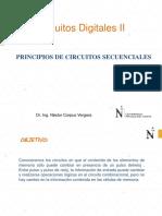 CIRCUITOS SECUENCIALES-INTRODUCCIÓN