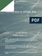 5_Intro to ARINC424