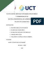 Informe de aprendizaje N° 02 - II Unidad