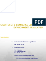 e-business law chpter 07