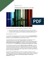 2011.01.09 - ElMundo.es - Frecuencias Un Tratado Personal Sobre La Luz y El Color