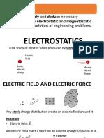 W3 Electrostatics