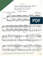 Villa-Lobos, Heitor - Cantilena canto e piano (2)