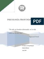trabajo autobiografía Freud