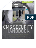 CMS Security Handbook The Comprehensive Guide for WordPress, Joomla, Drupal, and Plone by Tom Canavan