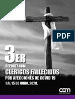 Reporte Fallecimientos Iglesia Covid