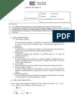 EVALUACIÓN  DIAGNOSTICA FISICA II (1)