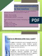 PROPIEDAD FISICAS DE LOS SUELOS - CLASE