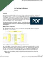 Imc Charging Architecture