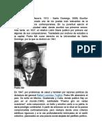 Biografía de Pedro Mir