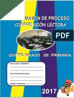 EVALUACIÓN DE PROCESO 5°-2017 VENTANILLA COMUNICACIÓN