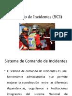 Comando de Incidentes (SCI)